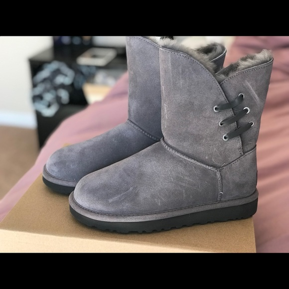 37c30f7e0ab NWT UGG Constantine W Charcoal boots NWT